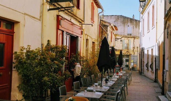 Arles, le Bistro «A Côté»
