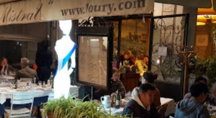 Chez Loury  Le Mistral Bouillabaisse Vieux-Port Marseille