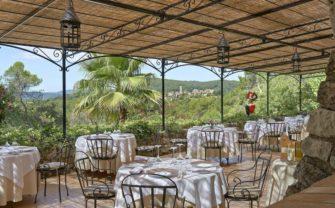 Le Relais des Moines Sebastien Sanjou étoilé Michelin Les Arcs sur Argens Var Provence - Provence - Restaurant - Provence var - Image 2