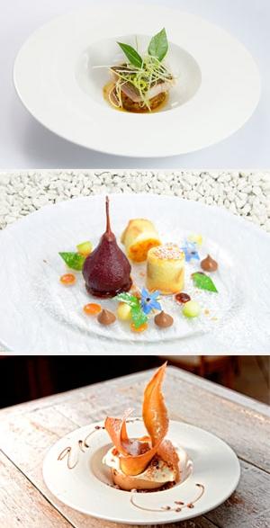 Le Verger des Kouros restaurant gastronomique Cuers en Provence Var - Provence - Restaurant - Var Provence - Image 3