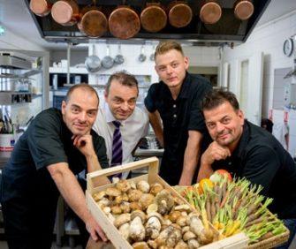 Le Verger des Kouros restaurant gastronomique Cuers en Provence Var - Provence - Restaurant - Var Provence - Image 2