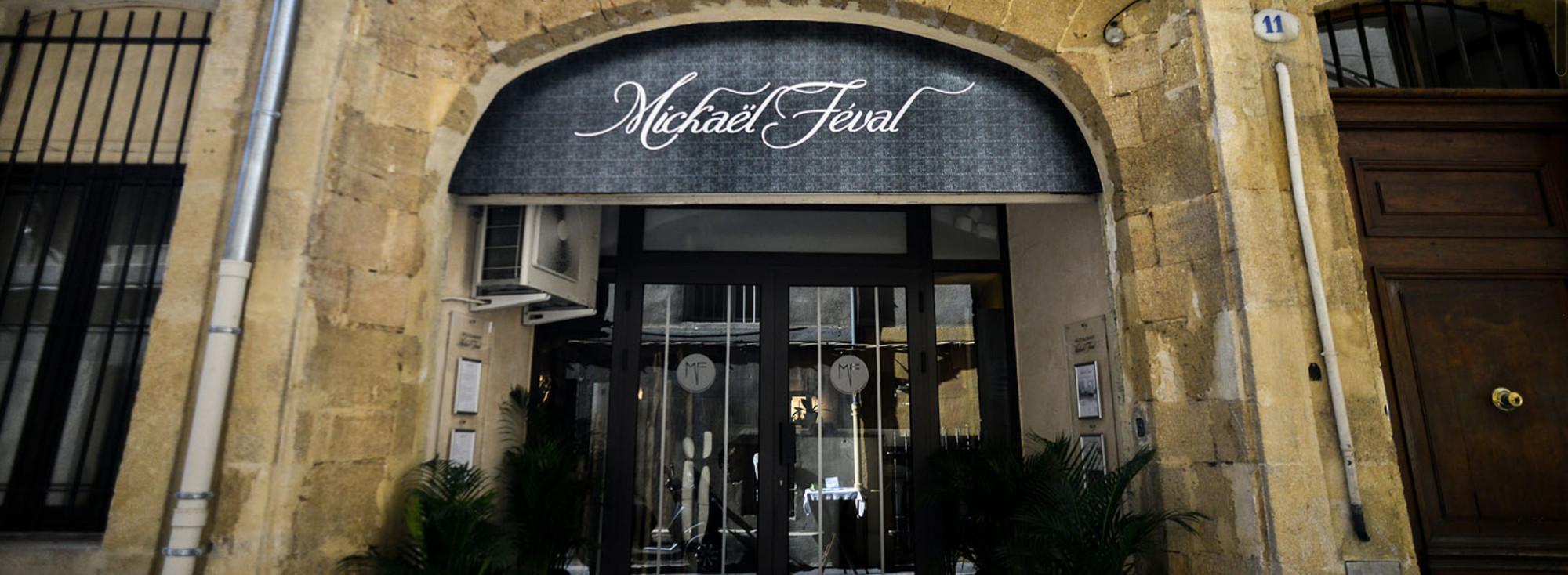 Restaurant Mickaël Féval Aix en Provence - Restaurant - Aix en Provence
