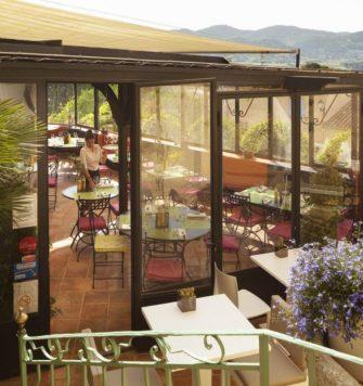 Hostellerie Bérard & SPA cuisine méditerranéenne La Cadière d'Azur en Provence - Provence - Restaurant - La Cadière d'Azur en Provence - Image 2