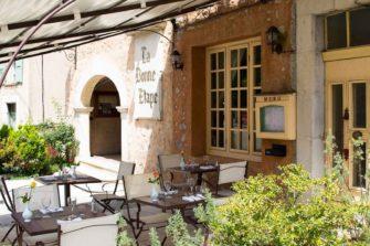 La Bonne Etape Jany Gleize Relais et Châteaux étoilé Michelin Château-Arnoux Haute Provence - Provence - Restaurant - Haute Provence - Image 1