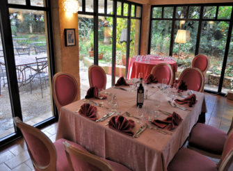 Auberge Bourrelly restaurant Calas pays d'Aix en Provence - Restaurant - Pays d'Aix en Provence - Image 5