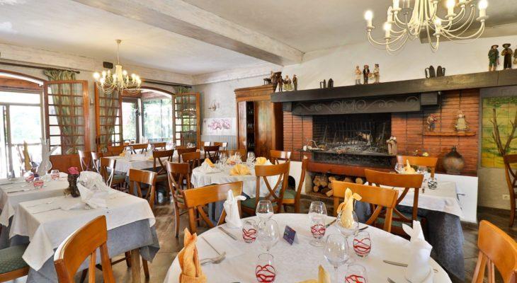 Lou Pebre d'Aï restaurant cuisine familiale Plan d'Aups La Sainte Baume Var Provence