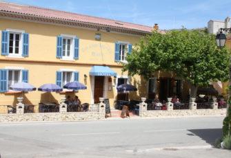 Restaurant Grand hôtel bain restaurant du Camps sur Artuby gorges du Verdon - Hôtel - Restaurant - Haut Var et Gorges du Verdon - Image 2