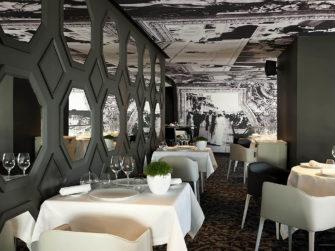 Restaurant Le 1912 Johan Thyriot Les Cures Marines Trouville-sur-Mer La Côte Fleurie - Restaurant - Trouville Côte Fleurie - Image 11
