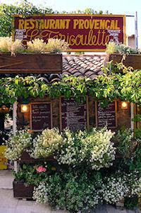 Restaurant la Farigoulette ramatuelle Golfe de Saint Tropez - Restaurant - Côte d'Azur de Cassis à Menton - Image 1