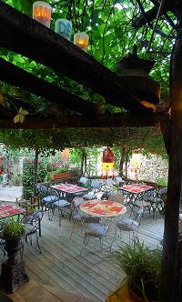Restaurant la Farigoulette ramatuelle Golfe de Saint Tropez - Restaurant - Côte d'Azur de Cassis à Menton - Image 3