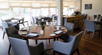 Restaurant Franck Charpentier Le Quincangrogne Dampmart Seine et Marne - Hôtel - Restaurant - Bords de Marne - Image 7