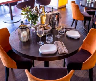 Restaurant restaurant des Gorges du Verdon la Palud sur Verdon Alpes Haute Provence - Hôtel - Restaurant - Haut Var et Gorges du Veron - Image 2