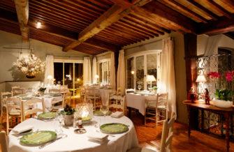 Restaurant les Santons Grimaud Golfe de St Tropez Côte d'Azur - Restaurant - Côte d'Azur de Cassis a Menton - Image 1