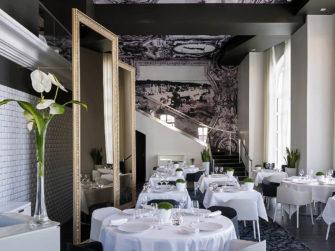 Restaurant Le 1912 Johan Thyriot Les Cures Marines Trouville-sur-Mer La Côte Fleurie - Restaurant - Trouville Côte Fleurie - Image 9