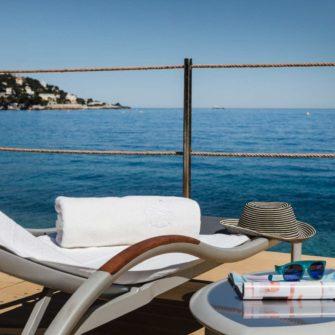 Restaurant gastronomique Eze Alpes Maritimes Riviera Hotel 5 étoiles et Spas La table de Patrick Raingeard - Hôtel - Restaurant - Alpes maritime Côte d'Azur - Image 5