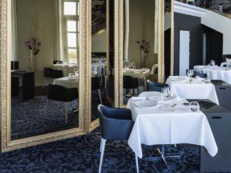 Restaurant Le 1912 Johan Thyriot Les Cures Marines Trouville-sur-Mer La Côte Fleurie - Restaurant - Trouville Côte Fleurie - Image 8