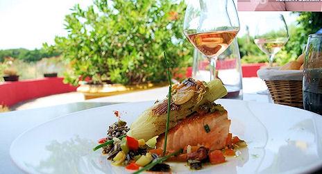 Restaurant O Caprices de Mathias Saint Remy de Provence Alpilles en Provences - Restaurant - Alpilles camargue gard