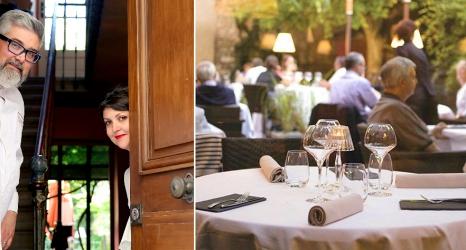 Restaurant Vincent Croizard Nîmes Gard Provence Gardoise - Restaurant - Alpilles Carmargue Gard