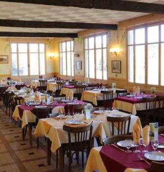 Restaurant Grand hôtel bain restaurant du Camps sur Artuby gorges du Verdon - Hôtel - Restaurant - Haut Var et Gorges du Verdon - Image 5