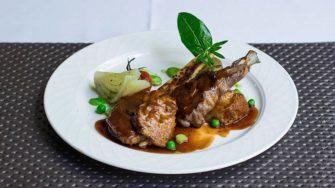 Restaurant Le Patio Fontvielle les Alpille en Provence - Restaurant - Les Alpilles en provence - Image 1