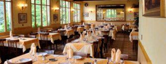 Restaurant Grand hôtel bain restaurant du Camps sur Artuby gorges du Verdon - Hôtel - Restaurant - Haut Var et Gorges du Verdon - Image 1