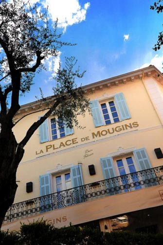 Restaurant Mougins Denis Fetisson La Place de Mougins Côte d'Azur Haute gastronomie - Restaurant - Côte d'Azur de Cassis à Menton - Image 1