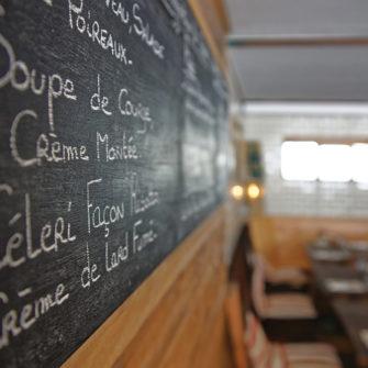 Restaurant L'Atelier d'Edmond Benoit Vidal 2 étoiles Michelin Val D'isère - Hôtel - Restaurant - Val d'Isère - Image 4