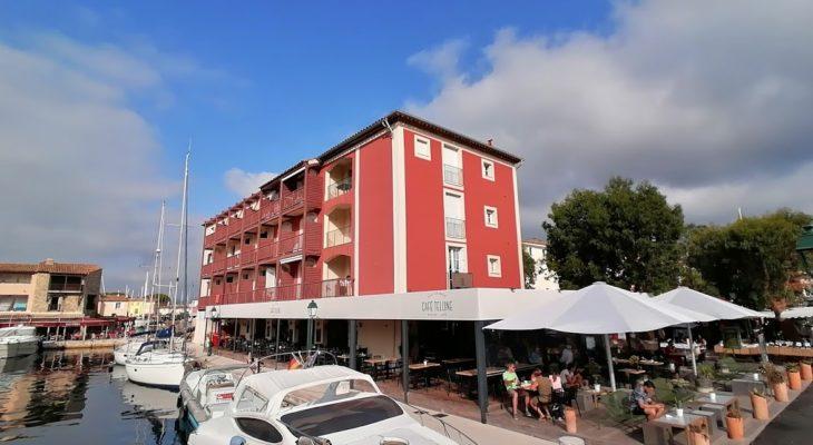 Restaurant Café Telline Jean Claude Paillard Port Grimaud Golfe de St Tropez Var Côte d'Azur