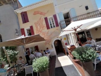 Restaurant Mougins Denis Fetisson La Place de Mougins Côte d'Azur Haute gastronomie - Restaurant - Côte d'Azur de Cassis à Menton - Image 13