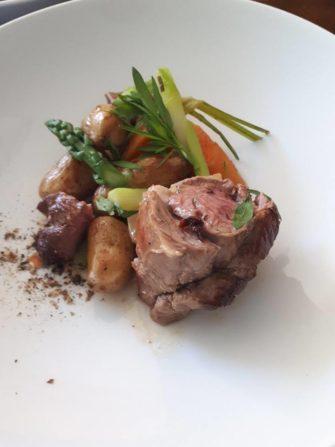 L'Escapade Nicolas Pailhès Richerenches Vaucluse - Restaurant - Pays de Grignan enclave des Papes - Image 2
