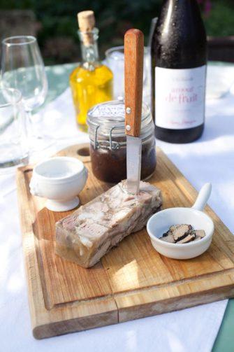 L'Escapade Nicolas Pailhès Richerenches Vaucluse - Restaurant - Pays de Grignan enclave des Papes - Image 3
