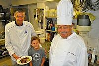 Restaurant Grand hôtel bain restaurant du Camps sur Artuby gorges du Verdon