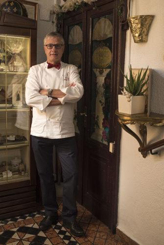 Restaurant Da Candida Bernard Fournier chef étoilé Campione d'Italia Enclave de Côme - Restaurant - Italie Enclave de Côme - Image 1