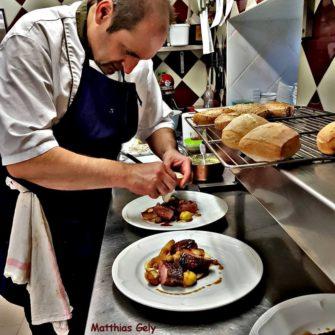 Le Cigalon Hervé Gely Flayosc Haut Var - Restaurant - Haut Var Verdon - Image 1