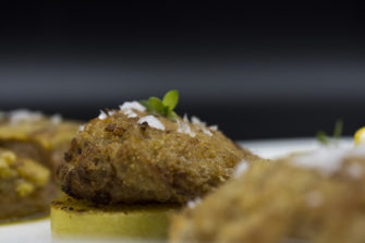 Restaurant Da Candida Bernard Fournier chef étoilé Campione d'Italia Enclave de Côme - Restaurant - Italie Enclave de Côme - Image 4