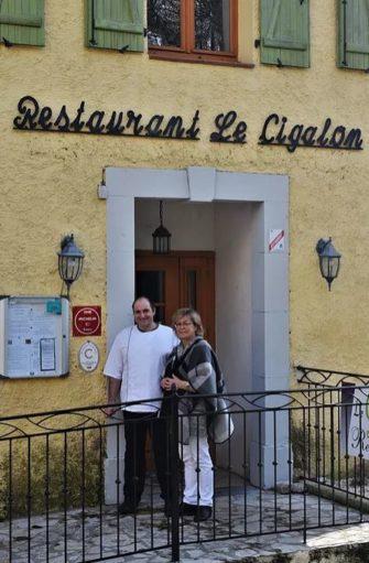 Le Cigalon Hervé Gely Flayosc Haut Var - Restaurant - Haut Var Verdon - Image 2