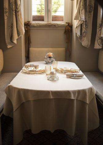 Restaurant Da Candida Bernard Fournier chef étoilé Campione d'Italia Enclave de Côme - Restaurant - Italie Enclave de Côme - Image 2