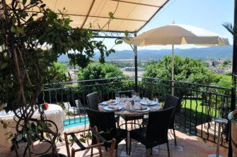 Le Logis du Guetteur 83460 Les Arcs sur Argens - Restaurant - Var Provence - Image 2