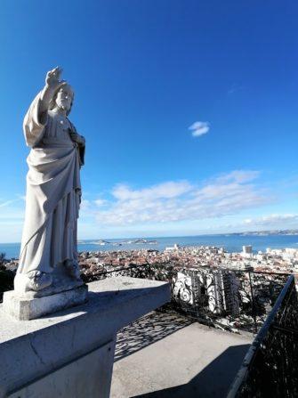 Notre Dame de La Garde Marseille Restaurant L'Eau Vive - Restaurant - Tourisme - Marseille - Image 1
