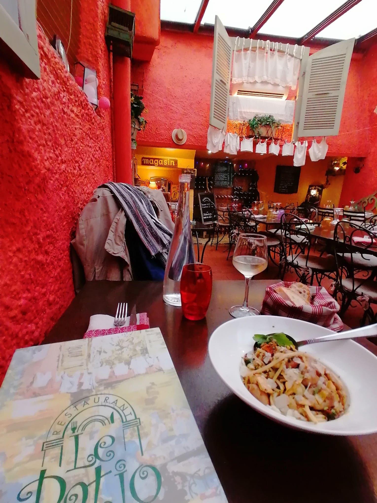 Restaurant Le Patio Aix