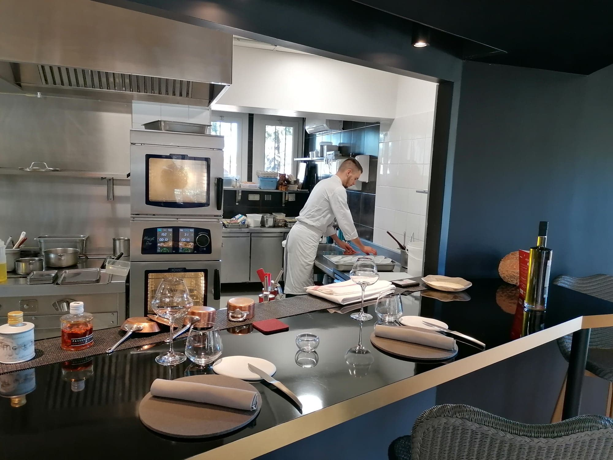 Le Mas Bottero Restaurant Epicerie fine Saint Cannat en Provence - Restaurant - Aix en Provence