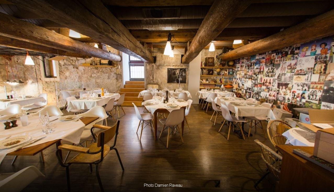 Le Bistrot des Dames place aux huiles Marseille Vieux Port - Bistrot - Restaurant - Marseille Vieux Port