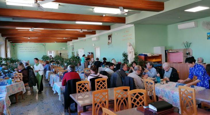 Notre Dame de La Garde Marseille Restaurant L'Eau Vive