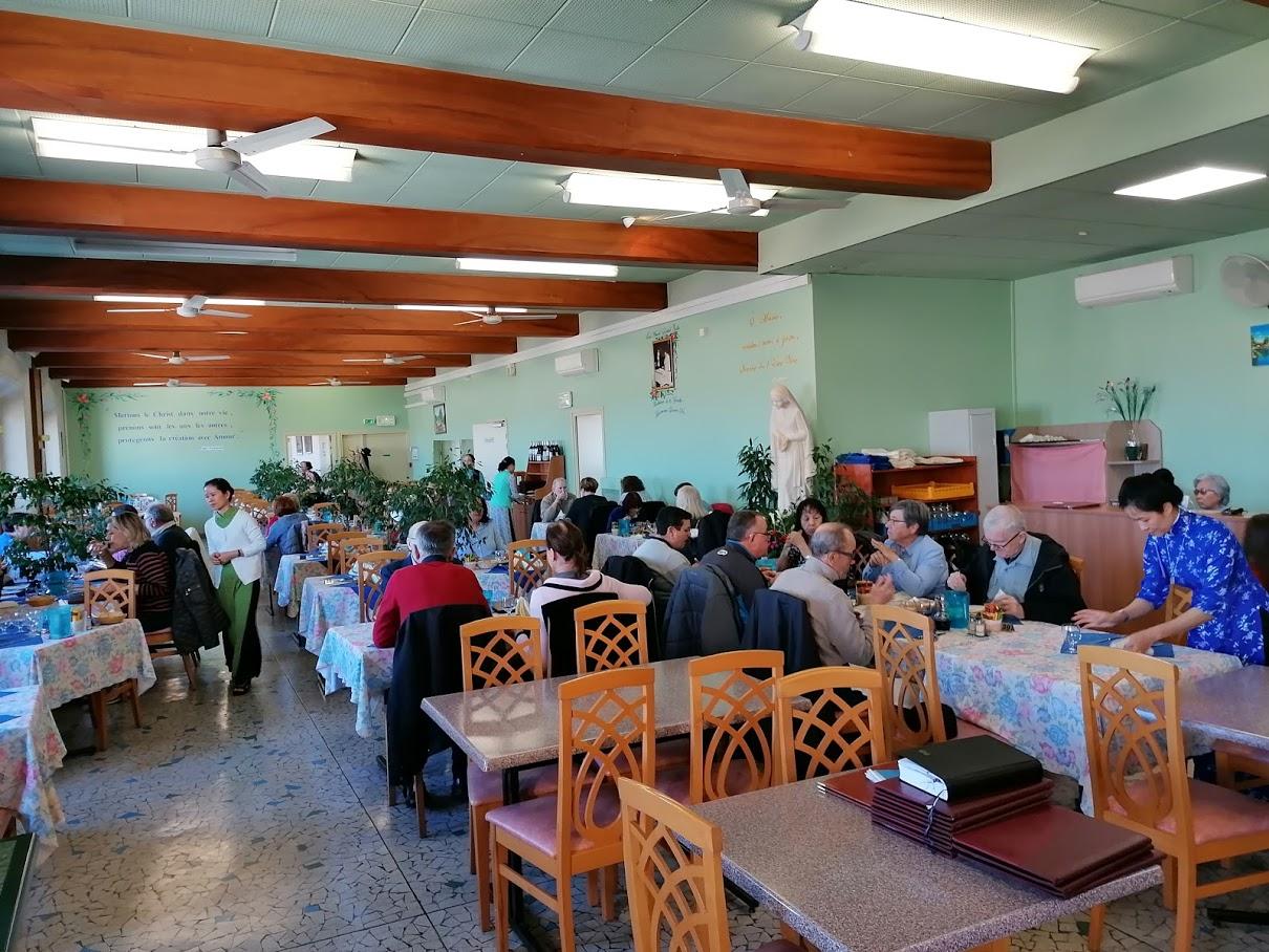 Notre Dame de La Garde Marseille Restaurant L