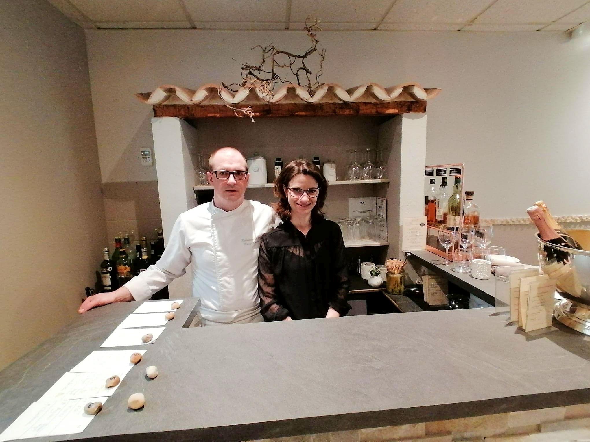 Le Nid Emilie et Davy Jobard Flayosc Haut var - Restaurant - Dracénie Var