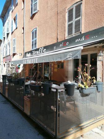 Restaurant La Truffe Y algo màs 12 Rue Maréchal Foch AUPS Haut Var Verdon - Restaurant - Haut Var Verdon - Image 1