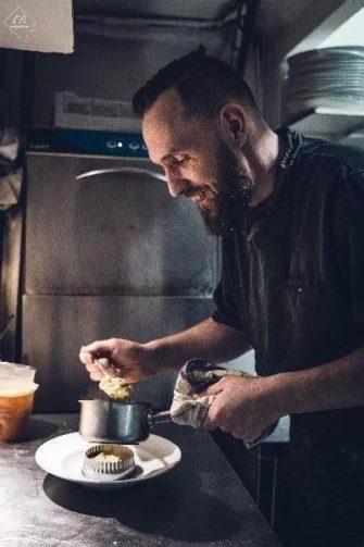L'Androuno Frédéric Chenillot  cuisine du marché produits locaux Draguignan Var - Restaurant - Draguignan Var - Image 1