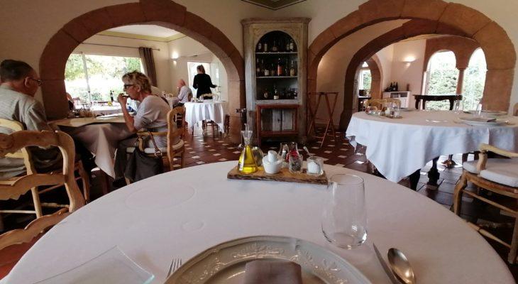 Le Carré d'Ange restaurant gastronomique Montauroux Pays de Fayence Var Provence