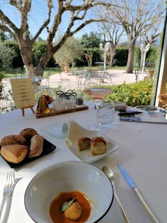 Le Carré d'Ange restaurant gastronomique Montauroux Pays de Fayence Var Provence - Restaurant - Pays de Fayence Var Provence - Image 3
