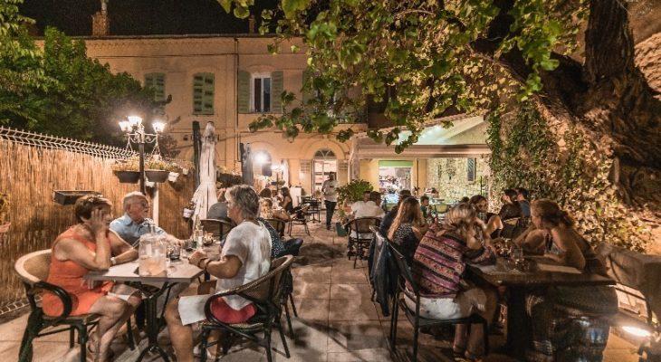 L'Androuno Frédéric Chenillot  cuisine du marché produits locaux Draguignan Var